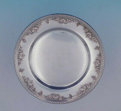 Sir Christopher by Wallace Sterling Silver Dessert Plate #2899-91 (#3388)