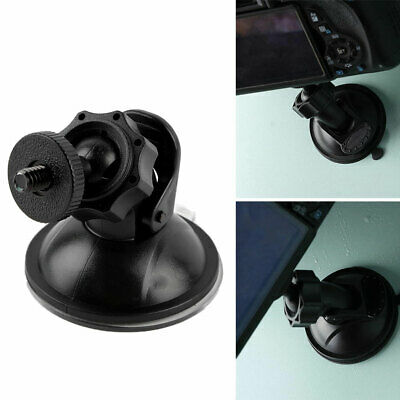 AU_ Universal Suction Cup Car Windshield Mount Vehicle Camera Holder Stand Brack