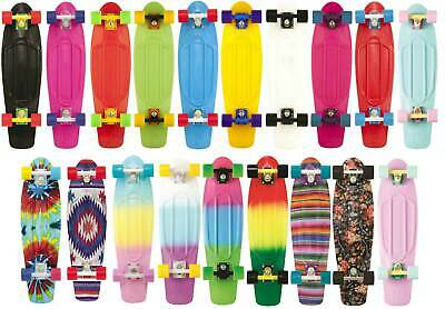 """Penny Australia Complete Plastic Skateboard 22"""" or 27"""" Board - Various Colours"""