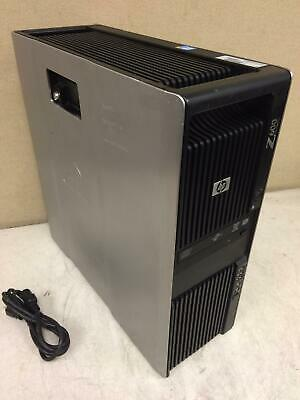 HP WORKSTATION Z600 2 x Xeon X5650 Six Core 2 66GHz 24-GB