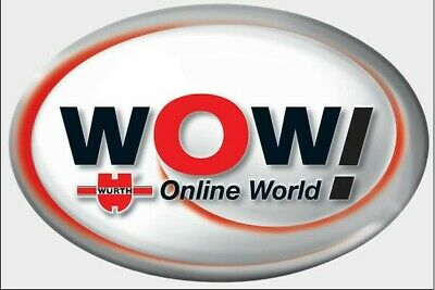 Envoie avant 60 minute Wurth-WOW-5-00-8-R2-Francais-2018-Keygen download