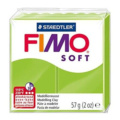 #value! - Fimo Soft Clay Modelling Polymer 56g Oven 57g Moulding Bake Staedtler