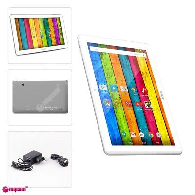 """Archos Tablet 101d Neon 10,1"""" Tablet Android 4.4 KitKat 1GB RAM 16GB ROM in Weiß"""