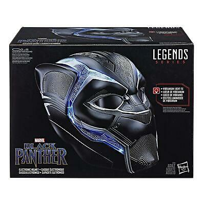 Hasbro Legend Series Black Panther Electronic Replica Helmet