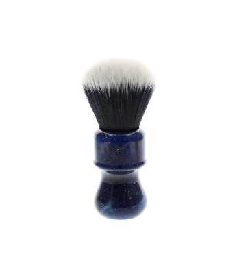 Yaqi Mysterious Space Color Tuxedo Knot Men Shaving Brush, New, Fast Shipping