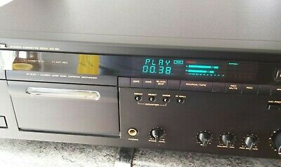Marantz SD60 High End 3 Head Stereo Cassette Deck - Great Condition - SPAIN