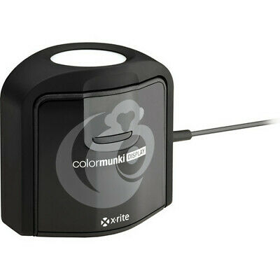 X-Rite ColorMunki Accurate Monitor Display Calibration, USB Powered - Photograph