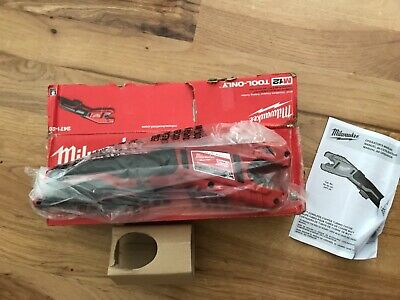 Milwaukee 2471-20 M12 12V Copper Tubing Cutter (Bare Tool)
