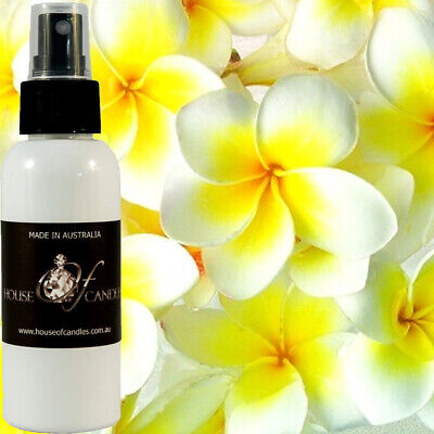 FRANGIPANI Perfume Body Spray Mist VEGAN & CRUELTY FREE