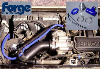 Kit Turbo Valve - Dump Valve + Kit de montage - pour Smart av2010 Forge Motorspo
