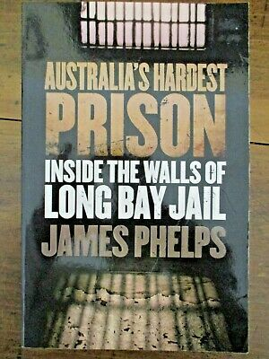 ~Australia's Hardest Prison By James Phelps - Inside the Walls of Long Bay - GC~