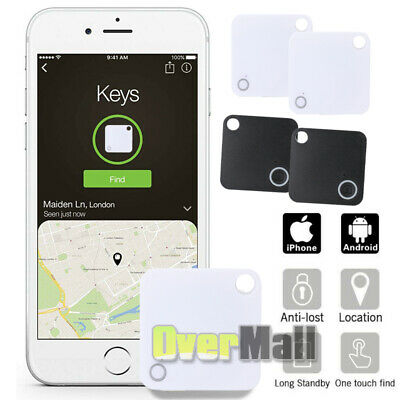GPS Bluetooth Tracker  :  Combo pack (Slim and Mate) - 4 Pack :  Free Shipping