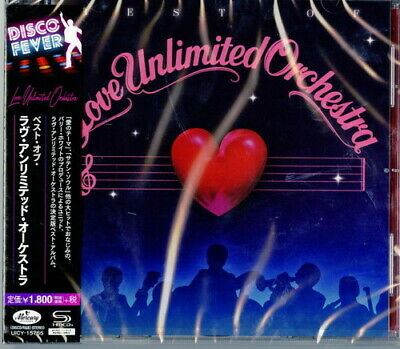 Love Unlimited Orche - Best Of Love Unlimited Orchestra [New CD] SHM CD
