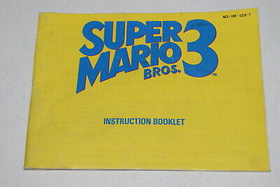 SUPER MARIO BROS  3 - NES Game - $9 19 | PicClick
