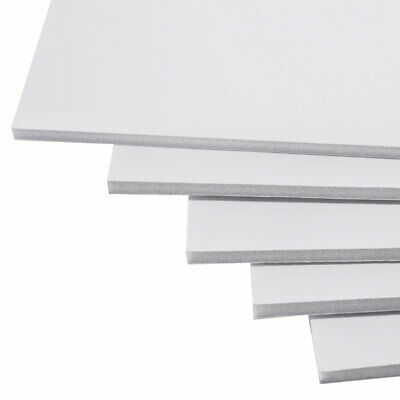Cathedral Products Foamboard White 5mm A1 (594x841mm) Pack of 10