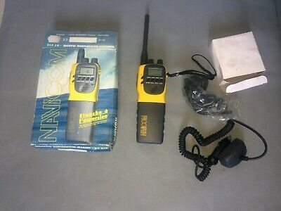 VHF Portable NAVICOM RT 212