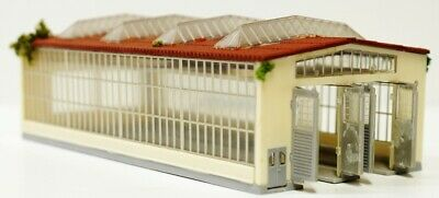 788DM Scale Z 1:220 Marklin Shed Loco with Opening Electric Door Knobs