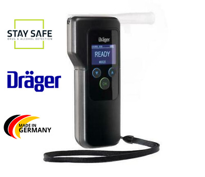 Breathalyser Alcohol Breath Tester Commercial DRAGER ALCOTEST 5820 Fuel Cell