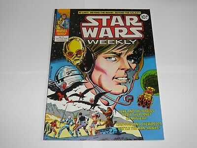 Marvel UK Star Wars 17 Weekly - STUNNING HIGH GRADE 1978