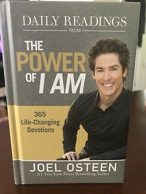 Daily Readings from the Power of I Am : 365 Life-Changing Devotions by Joel...