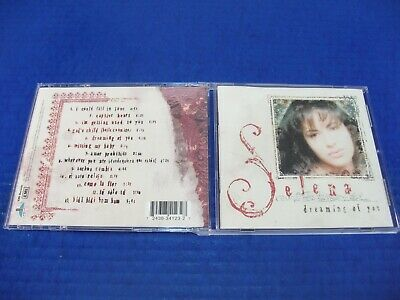 Selena - Dreaming Of You - 1995 Tejano/Tex-Mex CD Very Good Plays Like New