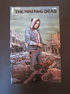Death Rick Grimes The Walking Dead #192 1st Print//Blank Variant sets