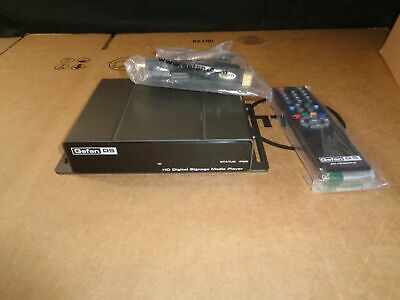 Gefen Ds Hd Digital Singage Media Player Ext-Hd-Dsmp **Open Box