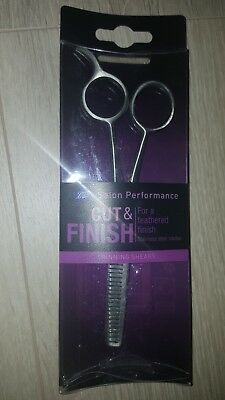PROFESSIONAL SALON HAIRDRESSING HAIR CUTTING Shears THINNING BARBER SCISSORS SET