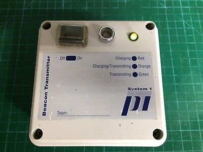 PI System 1 Beacon Kart Racing Laptimer Retro 100cc F100