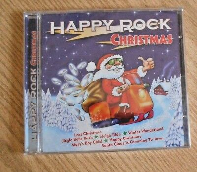 Weihnachtslieder Rock.Happy Rock Christmas Cd Weihnachten Party 16 Songs Neu