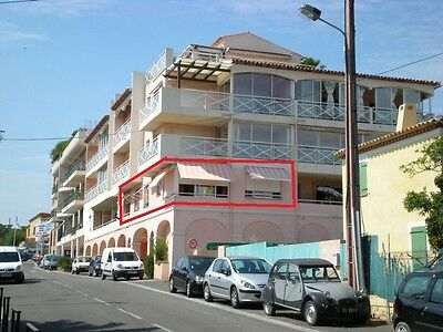 1 Appartement F4 au centre de Saint-Aygulf sur mer Var France