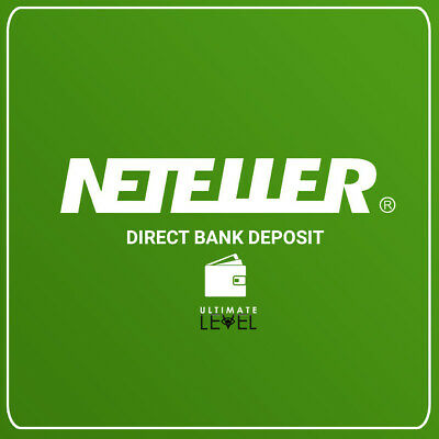 NETELLER Balance Wire Transfer Direct bank deposit