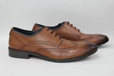 09aa4816a7b GOODWIN SMITH // Chatworth // Tan Mens Brogues Shoes // REDUCED Was ...