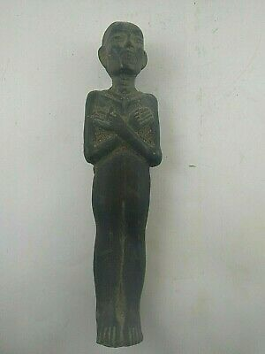 RARE ANCIENT EGYPTIAN ANTIQUE USHABTI ٍShabti Antique 1656-1364 BC