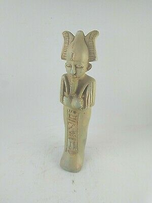 RARE ANCIENT EGYPTIAN ANTIQUE OSIRIS Statue 1459-1325 BC