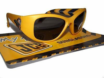 JCB My First Sunglasses Young Boys / Kids 100% UV Protection Summer/Holiday