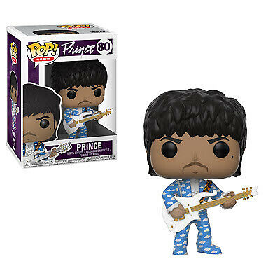 Funko Pop Rocks: Prince-Around The World in a Day Collectible Figure, Multicolor