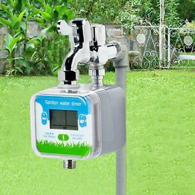 LCD DISPLAY GARDEN Automatic Water Timer Solenoid Valve