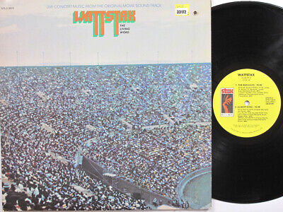 SOUL COMP: WATTASTAX-THE LIVING WORD 2LP, Feat. Isaac Hayes, Staples, Soul Child