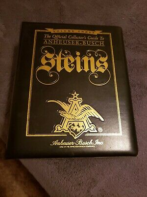 Official Collector's Guide to Anheuser-Busch Steins, Volume 3, 2000