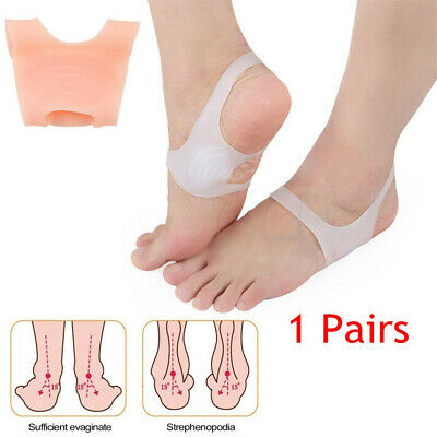 Orthotic Insole Plantar Fasciitis Arch Support Pain Relief Pads Foot Cushion