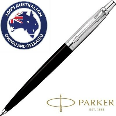 Parker Jotter Standard CT Ball Pen BLACK Barrel Brand new With Parker case new