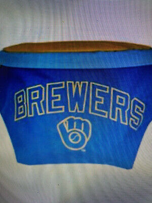 10 - 2019 Milwaukee Brewers Fanny Pack Back Bag Stadium Giveaway.   You Get 10