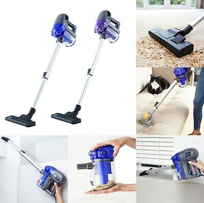 Neo Corded Bagless Stick Vacuum Cleaner Vac Hoover Lightweight Upright Handheld