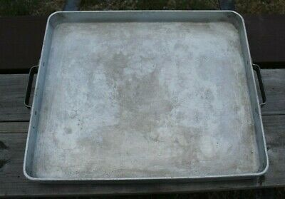 "21 ½"" X 18"" X 2"" Wear Ever Aluminum Roasting Pan 4492"