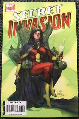 Secret Invasion #3 Leinil Francis Yu Variant Cover (Marvel 2008) NM