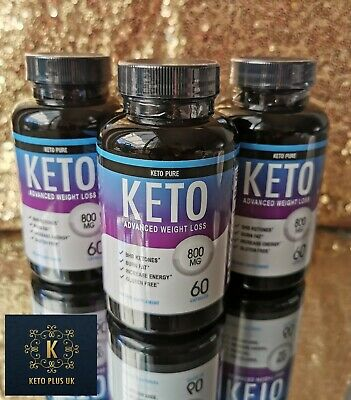 Keto Pure Slim - Ultimate Fat Burn Supplement