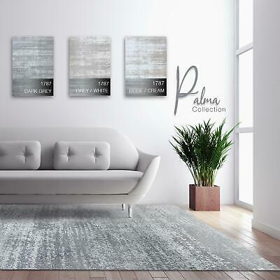 Light Brown Modern Rugs Beige Lounge Rug Contemporary Design Two Tone Carpets