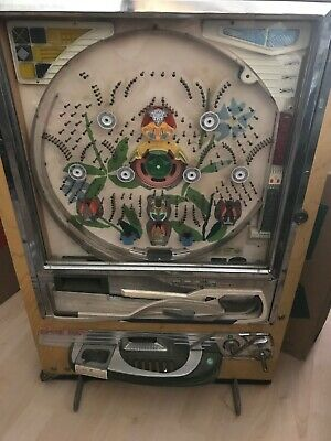 Vintage Nishijin Pachinko Super DX Pinball Machine