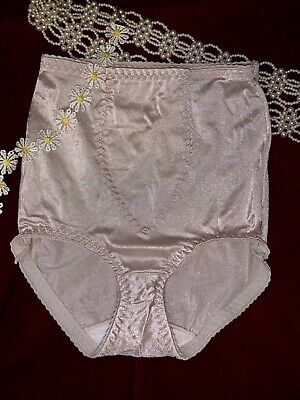Vintage Boudoir Unite Cupid Sissy Shaper S Panty Nylon High Brief Panties 2106